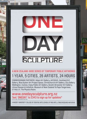 One Day Sculpture